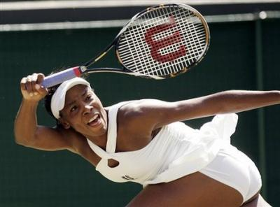 Venus Williams was a  6-2, 6-3 winner over Monica Niculescu of Romania to win the 2012 Luxembourg Open title on Sunday