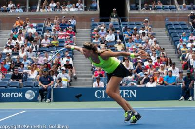 Victoria Azarenka defeated Maria Sharapova in the finals of the 2012 China Open in Beijing, 6-3 6-1 in just under 90 minutes