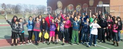 Youth Enrichment Services (YES), a USTA Community Tennis Association (CTA), has been providing underserved youth in West Islip, Brentwood, Bay Shore and Central Islip, N.Y. with tennis lessons for over four years