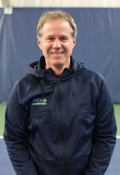New York native Patrick McEnroe will join the JMTA staff as co-Director of Tennis.