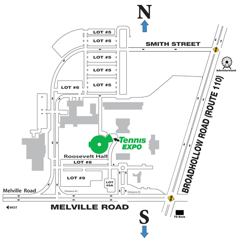 Farmingdale State College Map Map of Farmingdale State College Roosevelt Hall for Long Island