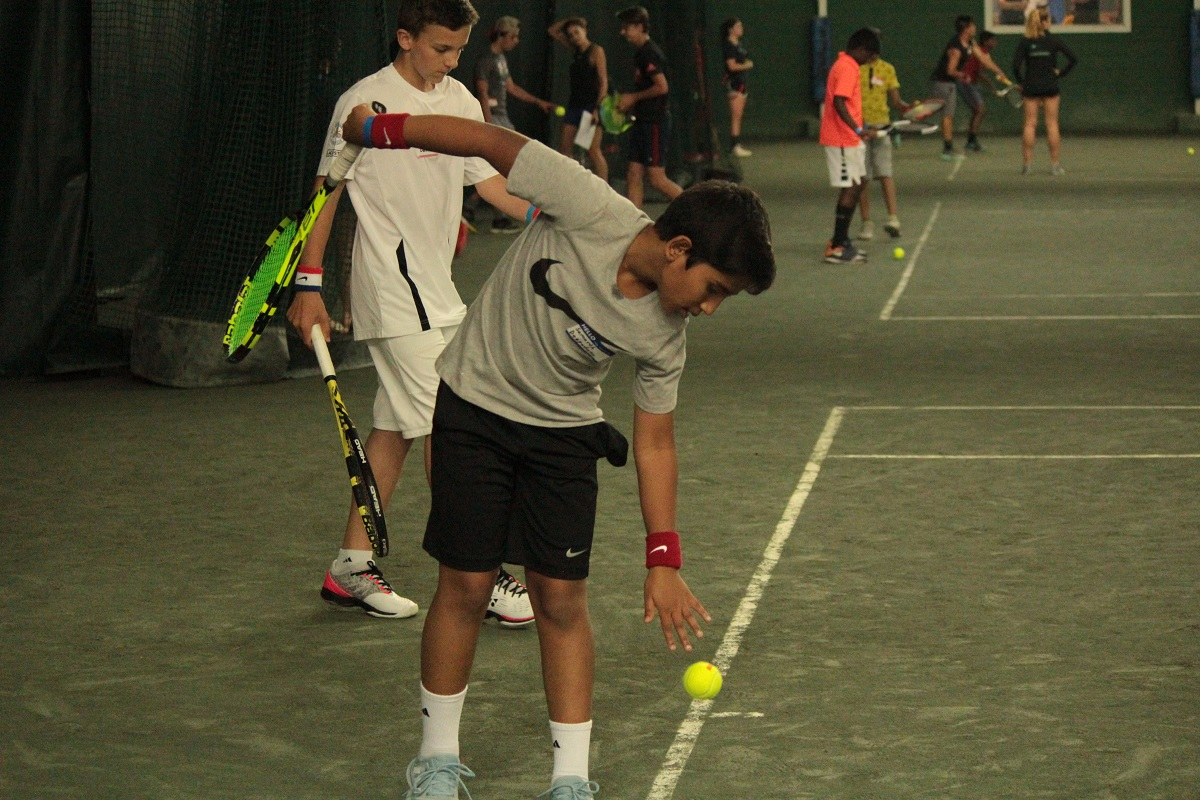 SPORTIME and the John McEnroe Tennis Academy Present the Seventh Annual Scholarship Tryout at SPORTIME Syosset, Saturday, June 19th from 10:00AM - 12:00PM.
