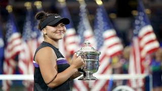 Bianca Andreescu became tennis' new star with her run to the US Open title.