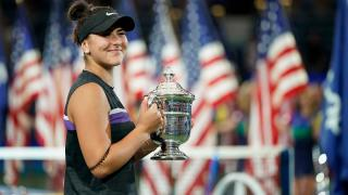 Bianca Andreescu is the defending U.S. Open Women's Singles champion.
