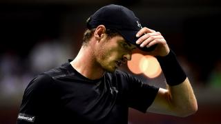 Andy Murray lost in three sets to Fabio Fognini in Shanghai on Tuesday, but said he continues to make progress in his comeback.