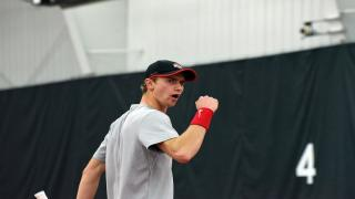Ohio State freshman and Northport native Cannon Kingsley was named the ITA National Rookie of the Year, the final accolade on what was an outstanding first season competing for the Buckeyes.