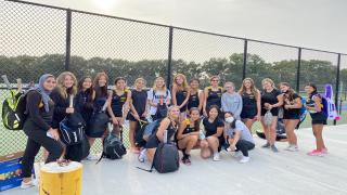 Commack improved to 3-0 on the season after a win over Smithtown West on Tuesday.