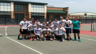 Commack defeated Hills East to win its first Suffolk County Boys Tennis Championship since 2009.