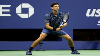 Novak Djokovic moved within two wins of completing the Novak Slam for the second time in his career after reaching the French Open semifinals on Thursday.