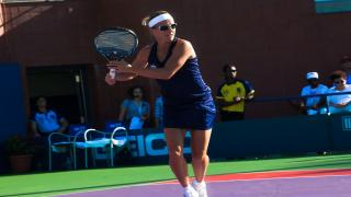 Kirsten Flipkens returns to the New York Empire this season and is poised to be a key contributor on both the singles and doubles courts.