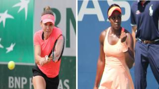 Halep to Meet Stephens for French Open Title
