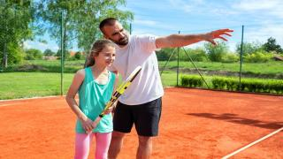 What qualities matter most in a tennis coach? A long, strong record of success is, of course, one trait, but how about considering how a professional coaches above whom and how many they coach?