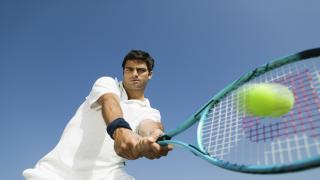 If your goal is to learn tennis properly by developing a solid technique, tactics and strategies, it is a step in the right direction to seek the advice of a tennis professional for guidance.
