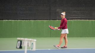 The Suffolk County playoffs began on a rainy afternoon on Tuesday as only three matches were able to be played throughout the section's opening round slate.