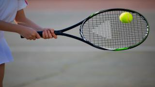 The way you string your tennis racquet can have a dramatic effect on your game.