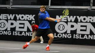 Ryan Harrison will take part in the 2019 New York Tennis Expo before he once again competes in the New York Open in February.