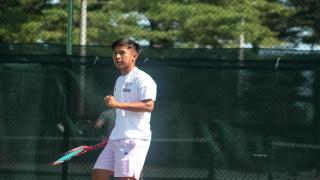 Brian Gao won at second singles to help lead Syosset to the Long Island Championship.