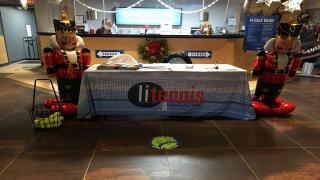 Long Island Tennis Magazine wrapped up its 2020 series of events with two LITM Challenge winter tournaments, the first a Mixed Doubles event at SPORTIME Kings Park and the second a Women's Doubles draw at Carefree Racquet Club.