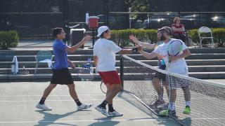 The Long Island Tennis Challenge returns on Saturday, June 9 at The Hamlet in Commack.