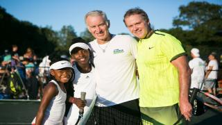 Tennis Hall of Famer John McEnroe, Patrick McEnroe, Lindsay Davenport, Mats Wilander and other tennis Legends will participate in the Johnny Mac Tennis Project's (JMTP) Fourth Annual Pro-Am in the Hamptons on Saturday, Aug. 25