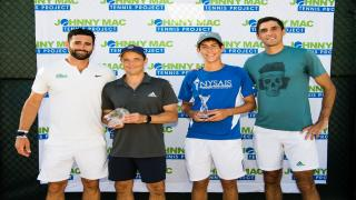 Each year, the Johnny Mac Tennis Project (JMTP), a 501(c)(3) founded by tennis legend John McEnroe, hosts a pro-am event in the Hamptons to raise money in support of the charity's mission.