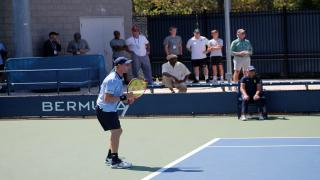 Long Island's Cannon Kingsley will play for a spot in the US Open Juniors semifinals on Friday.