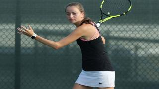 Oyster Bay, N.Y.'s Courtney Kowalsky was among four Brown women's tennis student-athletes who earned Second Team All-Ivy honors