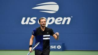 Daniil Medvedev hoisted the biggest title of his career this weekend as the Russian defeated Dominic Thiem 4-6, 7-6(2), 6-4 to win the Nitto ATP Finals.