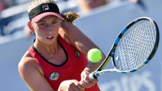 Belgium's Elise Mertens notched the biggest win of her career on Monday, stunning fourth-seed and world number one hopeful Elina Svitolina 6-4, 6-0 to book her spot in the Australian Open semifinals