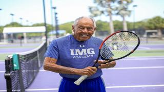 Nick Bollettieri and the IMG Academy will once again be a part of the New York Tennis Expo, scheduled for Sunday, February 9 at NYCB LIVE, home of the Nassau Veterans Memorial Coliseum.
