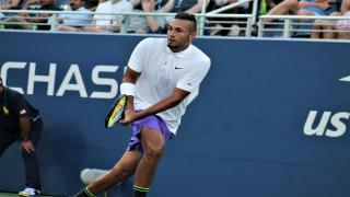 Nick Kyrgios was set to defend his Citi Open title this year.