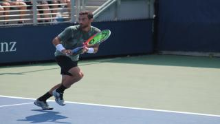 Long Island's Noah Rubin was one of the players granted a wild card into the doubles draw at the upcoming U.S. Open.
