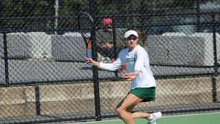 Rose Hayes, reigning Suffolk County singles champion, is back to lead Long Island Champions Westhampton Beach.