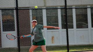 Rose Peruso has jumped into the singles lineup for Westhampton Beach and helped her team get off to a 6-0 start to the season.
