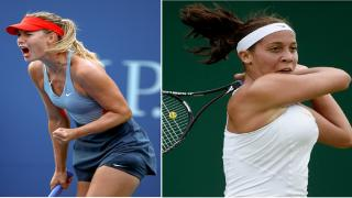 Maria Sharapova and American Madison Keys, a 2018 French Open finalist, have withdrawn from the Nature Valley Classic in Birmingham