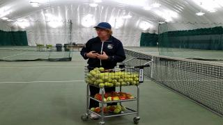 Owner and Managing Director of Bethpage Park Tennis Center, Steve Kaplan, is merging his passion for education with tennis in the opening of the brand new Bethpage Park Tennis Center Education Center.
