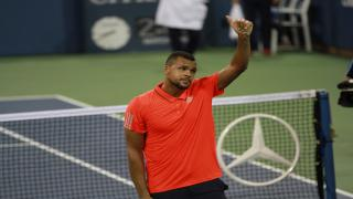 Frenchman Jo-Wilfried Tsonga has withdrawn from the 2018 U.S. Open, citing an ongoing knee injury