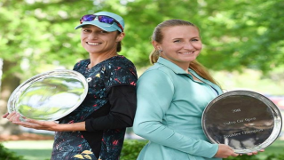 The Volvo Car Open in Charleston, South Carolina saw some great tennis from the top of the women's game, and that included two doubles victories on the final Sunday by Alla Kudryavtseva and Katarina Srebotnik as they claimed the tournament's doubles title