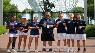 The USTA Eastern Section was named the 2019 Team USA Player Development Section of the Year by the United States Tennis Association.