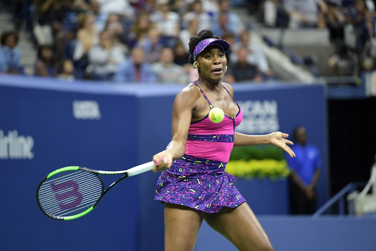 The New York Empire presented by Citi announced today that 23-time Grand Slam champion (including doubles) Venus Williams will visit the Cary Leeds Center for Tennis & Learning on Friday, July 19 when the Empire take on the visiting Washington Kastles.